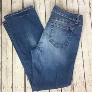 Tommy Hilfiger Women's Classic Boot Cut Jeans 10S
